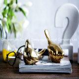 Lámina para gofrar caliente colorida de la hoja de oro para la decoración