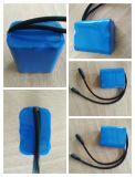 EツールのためのRecahrgeable 3.7V 15ahのリチウムイオン電池LiFePO4電池のパック