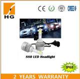 2017 Novo Produto H7 LED Headlight Bulb Canbus