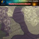 셔츠를 위한 폴리에스테 보통 길쌈된 직물을 인쇄하는 정글