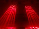 8PCS*10W RGBW Gelamineerde Bevloering China met Fresnel het Licht van de LEIDENE Staaf van het Stadium