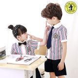OEM обслуживает школьную форму малышей конструкции школьной формы малышей форм начальной школы