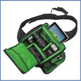 Bolso del vídeo de la foto de la fabricación de las cajas y de los bolsos de la cámara