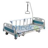 전기 조정가능한 병원 가구, 3개의 기능 전기 병원 간호 침대