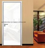 Portas estratificadas da cozinha do lustro