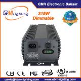 Una baja frecuencia de 315W CMH Iluminación Digital de lastre para el cultivo hidropónico