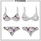 Qualitäts-weiche reizvolle Frauen-Bikiniswim-Abnützung