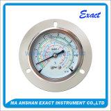 フレオンの圧力計冷凍の圧力計R22、R410、R417、R606のR290圧力計