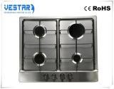 Fresa del gas dell'acciaio inossidabile dell'elettrodomestico del bruciatore degli apparecchi di cucina 4