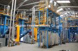 Stock de rechapage de pneus de la machine utilisée les machines avec la démo de l'exécution de déchets d'usine de recyclage des pneus de la poudre en caoutchouc de faire de la ligne de production pour produire de rechapage de pneus, Crumb rub
