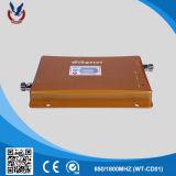 Meilleur 850/1800MHz CDMA réseau DCS Amplificateur de signal de téléphone cellulaire