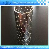 Gewundenes Rohr des Edelstahl-304