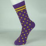 Платье хлопка Socks носки жаккарда изготовленный на заказ для людей