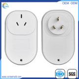 Spina inserita/disinserita dell'interruttore domestico di WiFi di mini potere astuto dell'alloggiamento