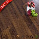 Precios laminados de madera de la instalación del suelo de la prueba 12m m del agua de Apple