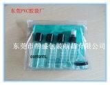 De Duidelijke Kosmetische Zak van uitstekende kwaliteit van pvc voor het Rapport van het niet-Phthalate van de Samenstelling