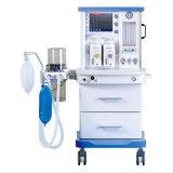 換気装置を搭載する人間の歯科麻酔機械