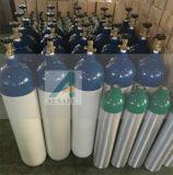 0,5L à 50L d'aluminium cylindre d'oxygène médical