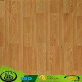Papier imbibé par mélamine en bois des graines