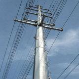 torretta pratica d'acciaio del trasporto di energia dei pali di potere di 12m per distribuzione di corrente elettrica 33kv