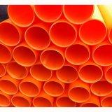オレンジ強いケーブルの保護Mpp電力ケーブルの管