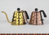 コーヒー茶のための1200mlステンレス鋼のコーヒー鍋