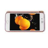 Teléfono Móvil de galvanoplastia caso para el iPhone 8 Oro Plus-Rose