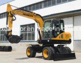 Excavadora de ruedas HT75W