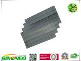 Feuille A4 de 48 rectangles magnétique auto-adhésif