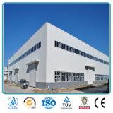 El Espacio H Pórtico de haces de luz de edificios de estructura de acero para el aeropuerto Hangar