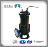 Pompa sommergibile della tagliatrice delle acque luride delle acque di rifiuto dell'acciaio inossidabile