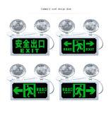 Doppeltes geht Beleuchtung der Anzeiger-Emergency Feuerbekämpfung-LED voran