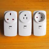 WiFi Enalbed Netzschalter-Stecker-Kontaktbuchse-Timer mit APP-Steuerung