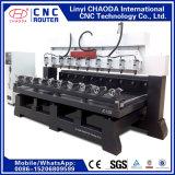 4 fresadora CNC de eixos para mobiliário Pernas, poltronas, Corrimãos