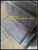 Qualità delle grate Jiuwang ISO9001 della Manica del materiale del lamiera galvanizzato del Hebei