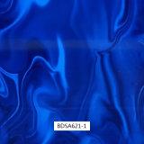 ローラースケートおよびスクーター(BDSA621-1)のための燃えるような火パターンHydrographicsの印刷のフィルム