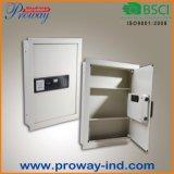 벽 안전한 크기 400X100X560mm에서 은폐되는 디지털 전자