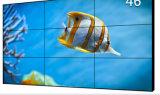42-60 grand écran de épissure d'affichage à cristaux liquides de pouce pour le centre de commande