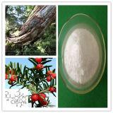 Естественный порошок Carboplat Paclitaxe Taxol выдержек 99.6% для портивораковый