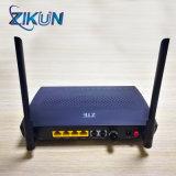 FTTH Gpon ONU Ont Zxa10 F668 met 4ge+ 2pots+ rf CATV+ WiFi
