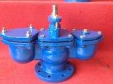 La fonte ductile à bille double vanne d'air