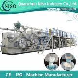Изготовление машины пеленки аттестации Ce полноавтоматическое Semi Servo взрослый