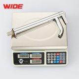 広いSoildの真鍮の洗面器のコックの高い単一の冷たいコック