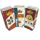 Paquete aséptico del ladrillo para la leche y el jugo