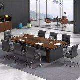Современный офис со столом для встреч с высоким качеством (OWMT-1149)