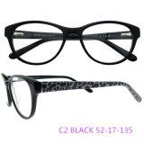Cadres optiques en acétate de lunettes en béton prêt à l'emploi en 2016 pour Lady Ce FDA approuvé Non MOQ