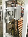 台湾の品質の小型PEのプラスチックフィルムの吹く押出機機械