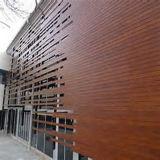 アルミニウム壁パネル/建築金属アルミニウムパネルのように木