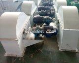 Pollo/fertilizante orgánico de estiércol de cerdo de la línea de producción de fabricación