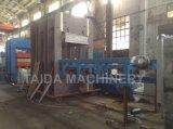 중국 직업적인 제조자 유압 프레임 유형 격판덮개 고무 가황 기계